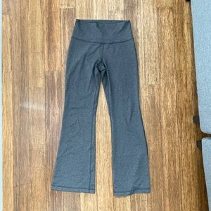 Lululemon Grey Pants Bootcut / Flare